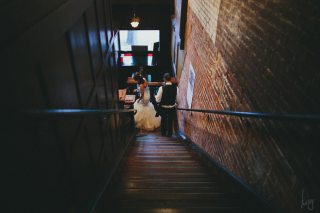 documentary style wedding photographer, kasey loftin photography
