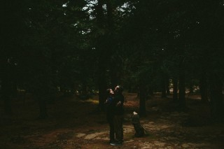 black balsam engagement photos, kasey loftin photography